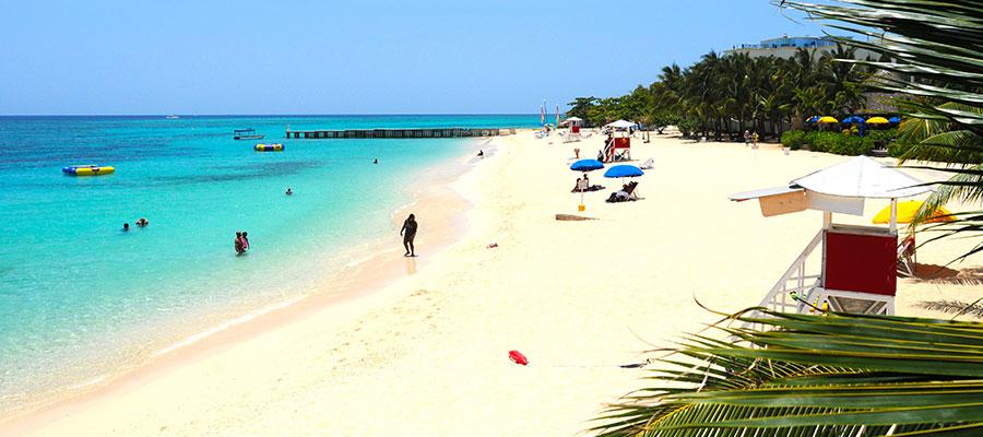 Montego Bay Jamaica Beaches